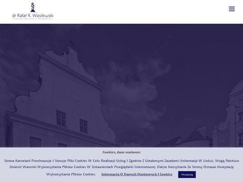 Radcawasilewski.pl adwokat Szczecin
