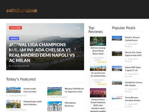 Radaropadow.live - wszystko o pogodzie