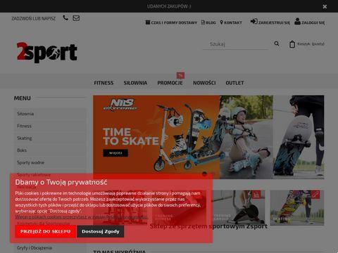 2sport.pl - sprzęt i odzież sportowa